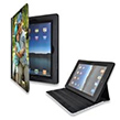 Keep you iPad safe with our customizable Photo iPad Case. This case serves as both a cover and stand.