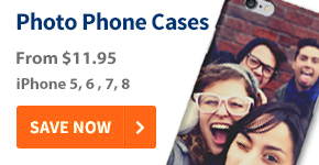 You can get your personalized photo gift iPhone case at everyday low prices.